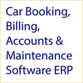 Accounts & Maintenance Software ERP