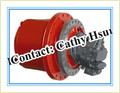 Rexroth Gft Series Track Drive Gearbox Planetary Gearbox