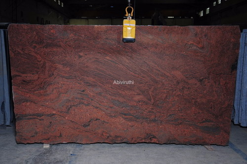 Multi Color Red Granite