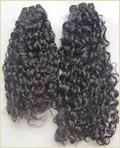 Natural Black Deep Weave Brazilian Hair Extension