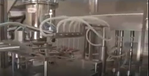 Industrial Syringe Filling Machine