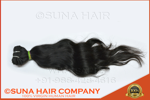 Human Natural Virgin Weave Hair Extension