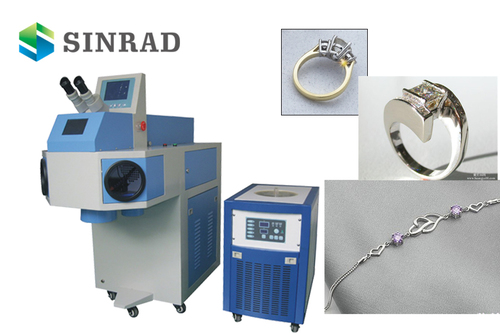Jewelry/Glasses Frame Repair Laser Welding Machine