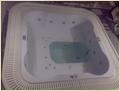 Manual Spa Bathtub