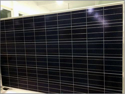Efficiency Poly Solar Panel 330w