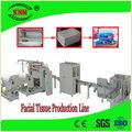Automatic Facial Tissue Paper Production Line