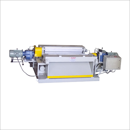 Log Debarker Machine