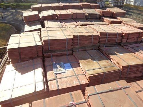 African Copper Cathodes
