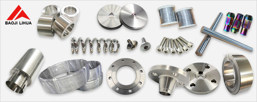 Titanium & Nickel Alloy Products