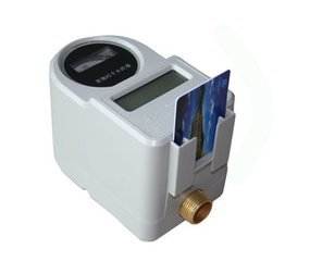 Credit Card Water Meter Device