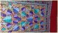 Designer Ari Embroidery Shawls