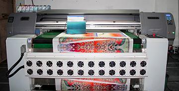 textile printing machine manufacturers