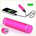 Pink Portable Powerbank 2600 MAH