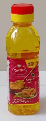 Pasumark Gingelly Oil 200 Ml Pet Bottle
