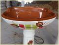 Decor Vitrosa Wash Basin Set