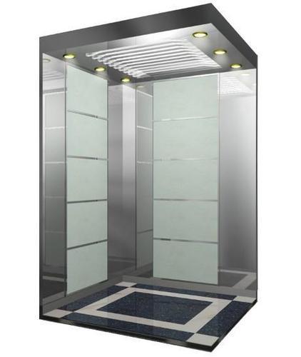 Barrier-Free Elevator