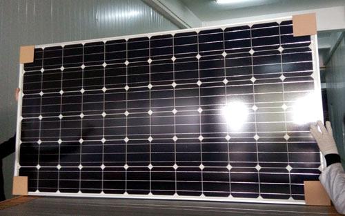 Industrial Monocrystalline Solar Panel