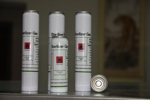 100% Ethylene Oxide Gas