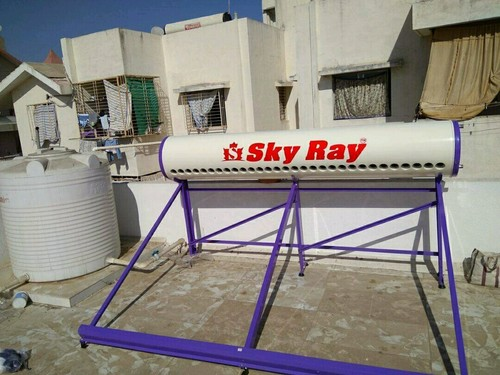 FRP Solar Water Heater