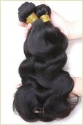 Natural Color Virgin Hair Weave Extension