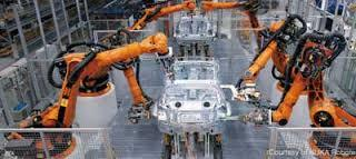 Industrial Robot Programming Services
