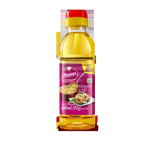 Pasumark Gingelly Oil 100 Ml Pet Bottle