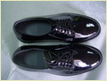 Leather Army Police Officer Shoes