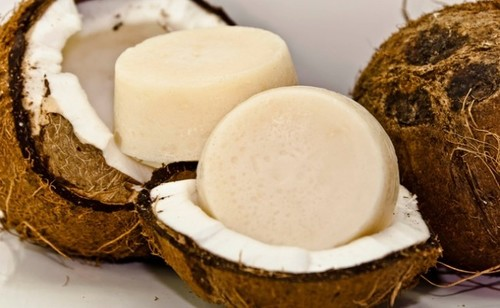 Natural Coconut Soap