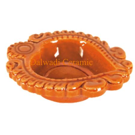 Diwali Diyas, Ceramic Diya,Designer diya,
