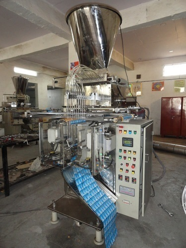 Industrial Ice Lolly Packing Machine
