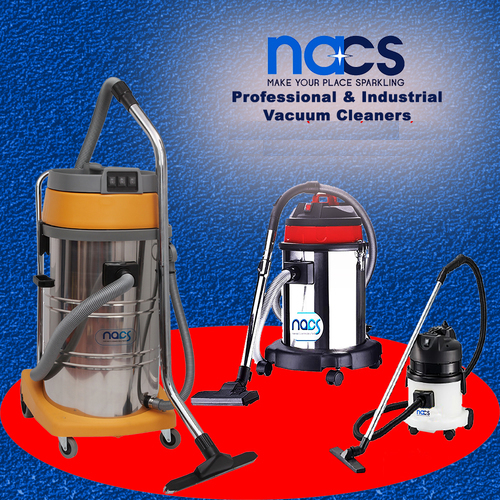 Professional & Industrial Vacuum Cleaners