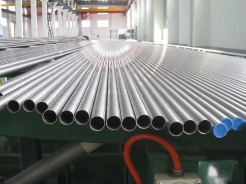 Titanium Tubes For Heat Exchanger