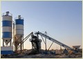 Stationary Concrete Batching Plant Cp 20