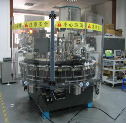Led Energy-Saving Lamp Assembling Machine
