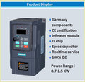 Inverter AC Drive VFD Motor Controller AC Frequency Converter