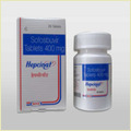 Hepcinat 400 Mg (28 Tablet)